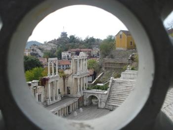 Моят град (Пловдив) - снимка на Красимира Петрова