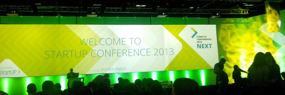 Добре дошли на StartUP Conference