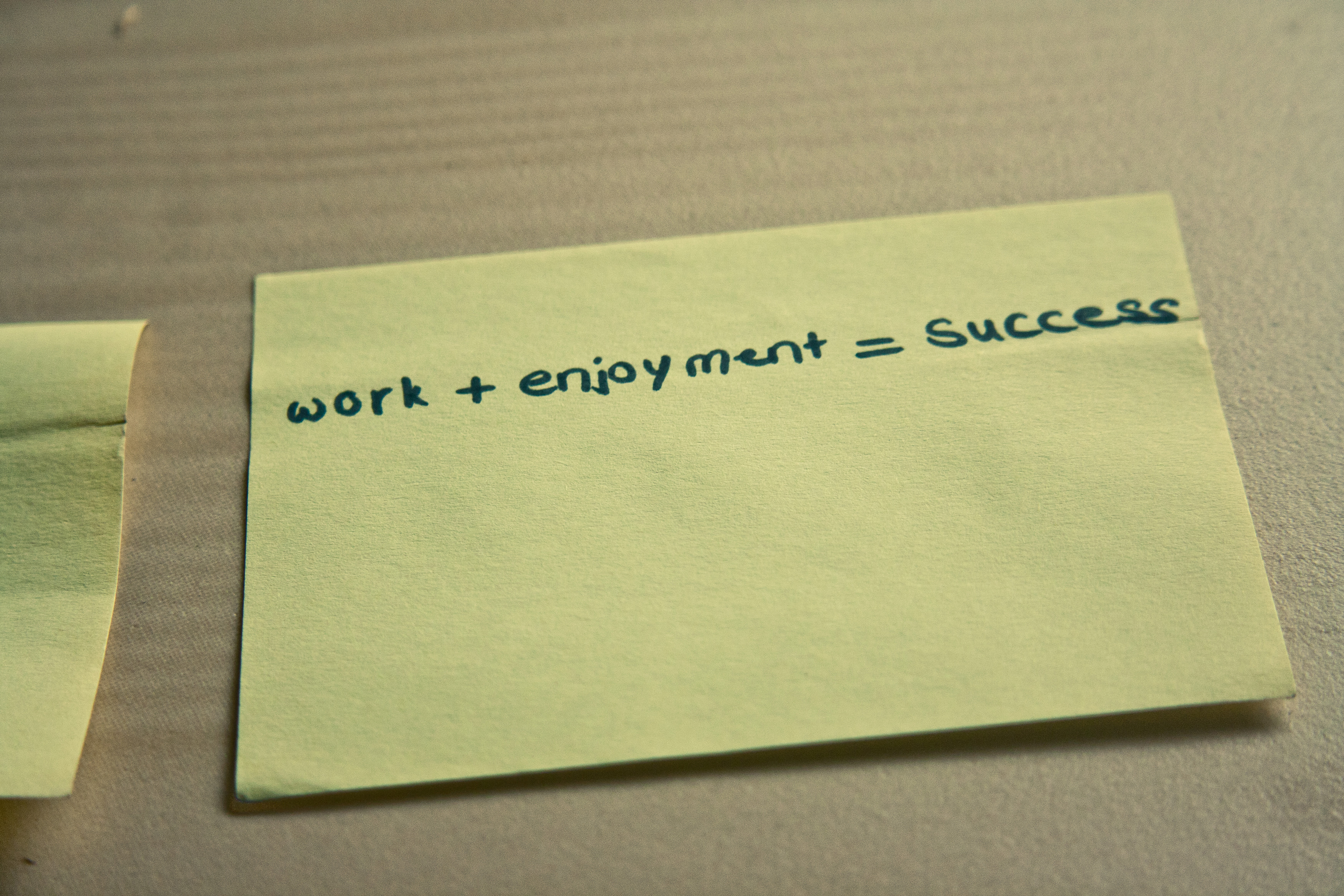 Формулата на успеха