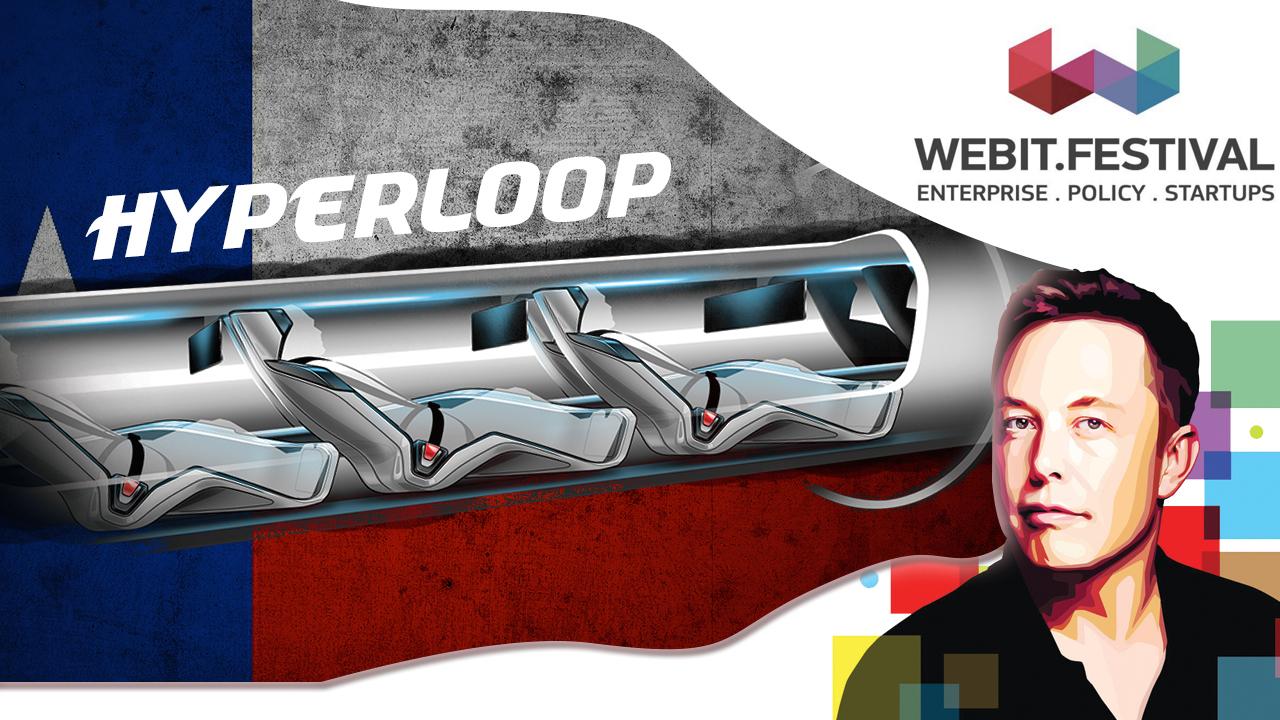 Hyperloop на Webit