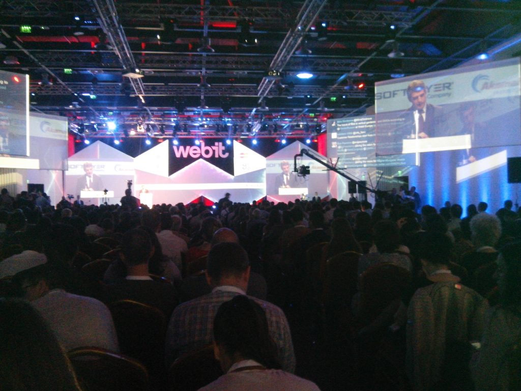 Президентът Росен Плевнелиев открива Webit.Festival