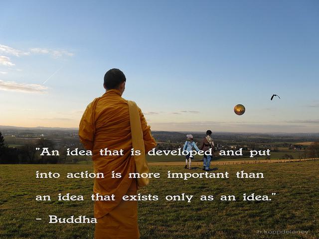 Цитат от Буда