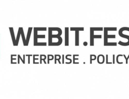 Webit.Festival Europe 2018 ще се проведе в София на 26 и 27 юни