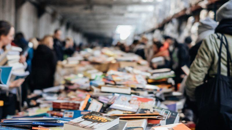 Базар за книги