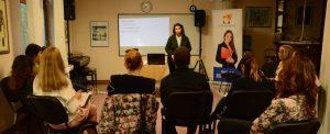 Участници в майската среща на Софийската коучинг съпорт група