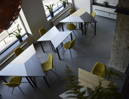 Историята на Worky или как се появяват местата, на които работим