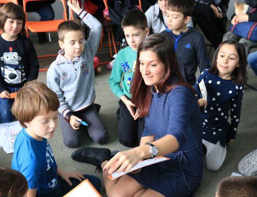 LittleMakers – мястото, където децата се учат да творят